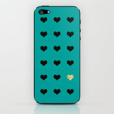 Pattern Ally A iPhone & iPod Skin