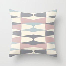Zaha Pastel Throw Pillow