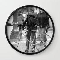portland Wall Clocks featuring Portland  by PIAH