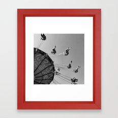 G-Force Framed Art Print
