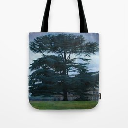 Trees of Trent Park #1 Tote Bag