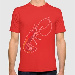 sailor prawn T-shirt