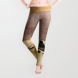 Winslow Homer1 - Rowing Home - Digital Remastered Edition Leggings