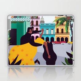 Havana ft. Salsa Dancers Laptop & iPad Skin