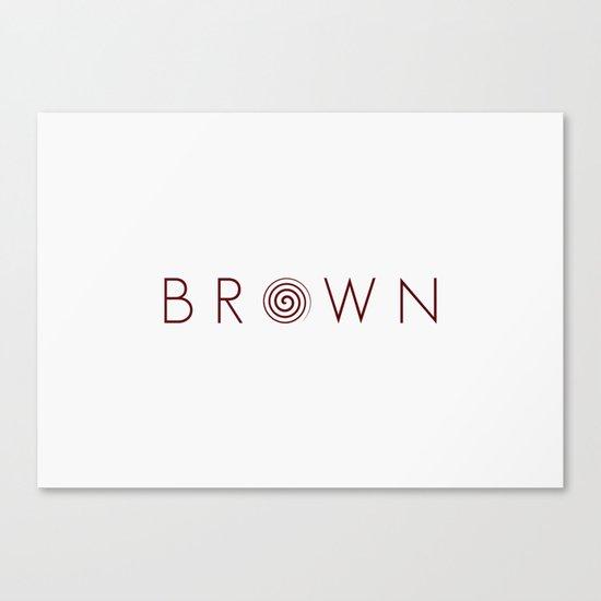 Derren Brown Canvas Print