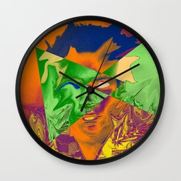 Because Of the Internet Wall Clock