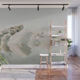 Icebergs XIV Wall Mural