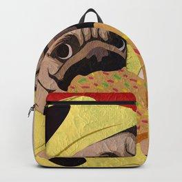 Pug -Dog- chicken Backpack