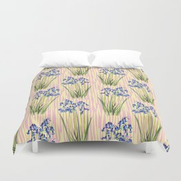 Bluebell Meadow Duvet Cover