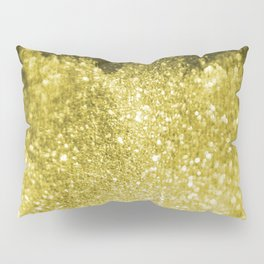 Gold and shiny pure gold texture Pillow Sham