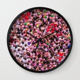 Spain Espagne Pamplona Wall Clock