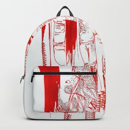 BLOOD HAND Backpack