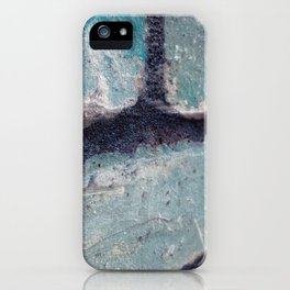 Along the Wall iPhone Case