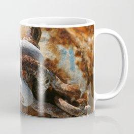 Old Rusty Buoy Coffee Mug