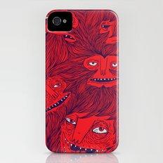 Hairwolves iPhone (4, 4s) Slim Case