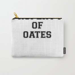 Property of OATES Carry-All Pouch