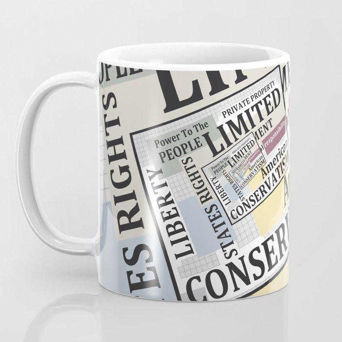 Limited Government Coffee Mug