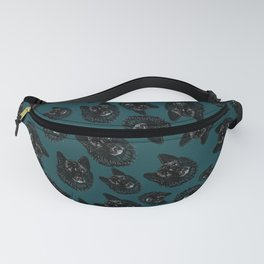 Totem Romeo the wolf Fanny Pack
