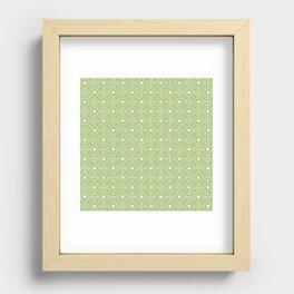 Celtic Knotwork Recessed Framed Print