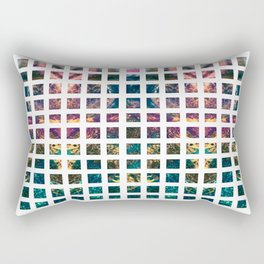 Square Repeat Rectangular Pillow