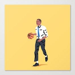 Balling Barack Canvas Print