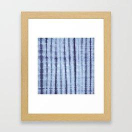 Amaya Stripe Framed Art Print