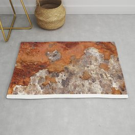 Corroded Driftwood Rug