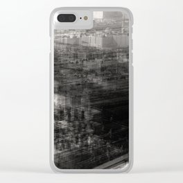 Growth. 130_29 Clear iPhone Case