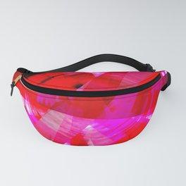 Pink Vertigo Fanny Pack