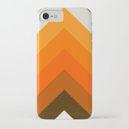 Golden Thick Angle iPhone Case