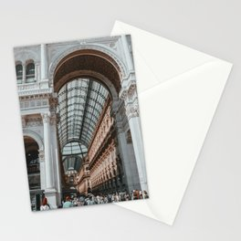 Galleria Vittorio Emanuele II, I Stationery Cards