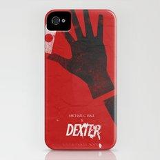 Dexter - Alternative Movie Poster iPhone (4, 4s) Slim Case