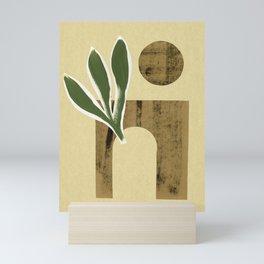 Desert Archway Mini Art Print