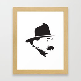 My Uncle Framed Art Print