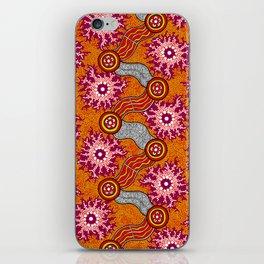 Aboriginal Art Authentic – Journey 2 iPhone Skin