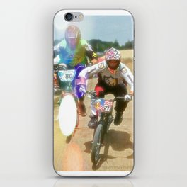 s&m bikes racer iPhone Skin