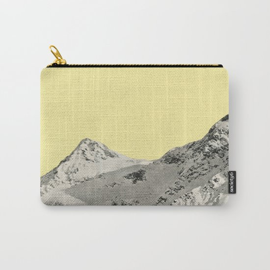 Winter Races Carry-All Pouch
