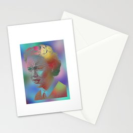 marylin marie line Stationery Cards