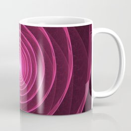 Rows of a Rose Coffee Mug