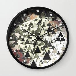 milk teeth Wall Clock