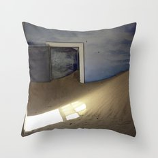 Poetic Nature Throw Pillow
