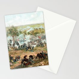 Battle Of Gettysburg -- American Civil War Stationery Cards