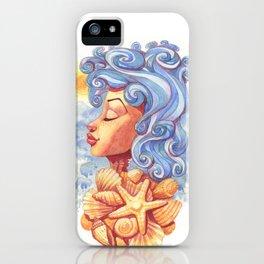 Summer Goddess iPhone Case