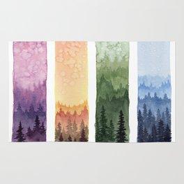 The Seasons Rug