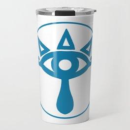 Sheikah Symbol Travel Mug