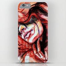 Metamorphosis-cardinal bird Slim Case iPhone 6 Plus