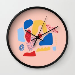 PRIMARY Wall Clock
