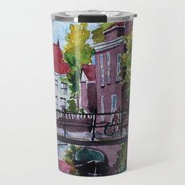 Amersfoort canals Travel Mug