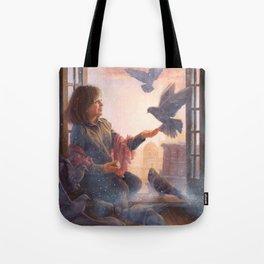 A Little Princess Tote Bag