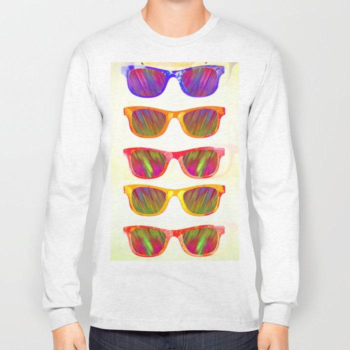 Sunglasses In Paradise Long Sleeve T-shirt